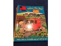 Postman pat book and van