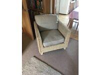 Armchair, M&S, Conservatory