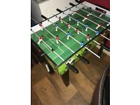 Multi kids games table