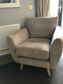 Chair brand new from next