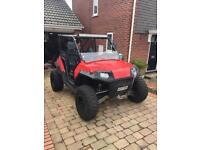Polaris RZR 800 ATV Road Legal Buggy & Trail