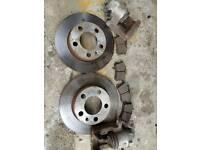 Bora rear brakes