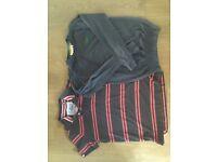 Superdry Mens TShirt and Jumper, Medium, £3