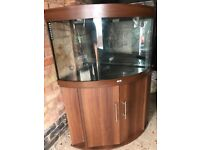 Juwel trigon 350 marine tropical fish tank aquarium