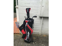 Child's golf club set, suit 6-8 year old