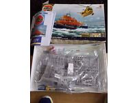 Airfix lifeboat