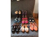Girls shoe Bundle infant size 4