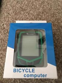 Bicycle Computer LCD Speedometer Odometer Cycling