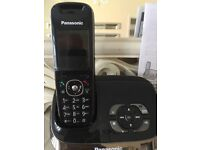 Panasonic digital cordless answering system for home