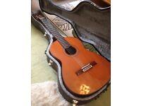 Vicente sanchis model 39 classical guitar