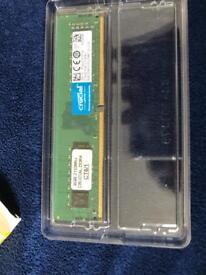 Crucial DDR4 2133MHZ RAM