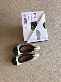 Ladies fold up shoes size 36 (3)