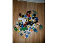 5kg box of lego and Mini figures