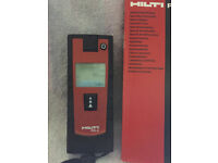 HILTI PD4 and PM24 LASER LEVEL and MEASURE