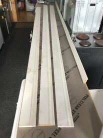 Free skirting board