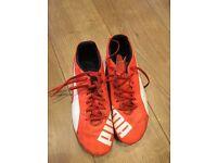 Football boots puma size 8.5