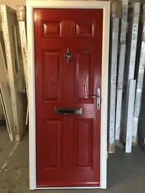 Composite door (retail price £1250)