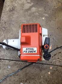 Stihl fs280 professional brush cutter strimmer