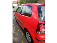 For sale 56 plate vw polo 1.2 E 3 door