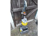 Dyson DC14 All Floors (Yellow) vacuum cleaner with warranty