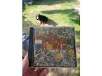 Free Stone Roses cd case