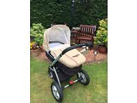 Mothercare My4 pram buggy in very good condition