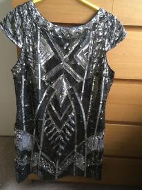 Little Mistress Dress (Size 14)