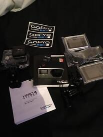 GoPro Hero 4 Silver with 32GB Micro SD Card