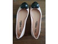 Melissa X Jeremy Scott Flat Shoes Vivienne Westwood Ladies Size 6