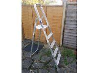 Bargain Steel Step Ladder - £35