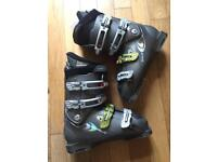 Salomon X-Wave 880 Ski boots & bag