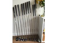 Women's full set right hand golf clubs - Slazenger