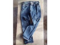 Jack Wills Men's Jeans   waist 32 / leg 32