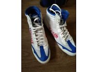 boxing shoes by lonsdale size 8