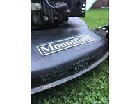 Moutfield SP534 self propelled petrol Lawnmower