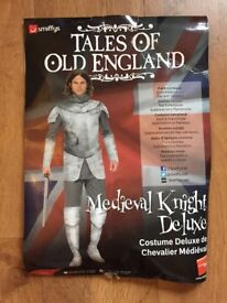 Smiffys medieval knight deluxe, medium.