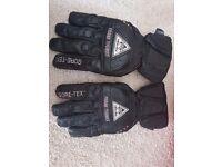 Frank Thomas Gortex Motorcycle Gloves size XL