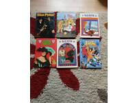 6 Blue Peter annuals, good clean condition