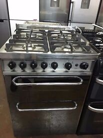 60CM STAINLESS STEEL LOFRA GAS COOKER