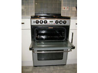 DUAL FUEL COOKER- New World Newhome Model DF600T SIDOm