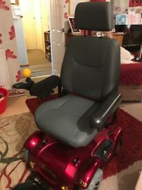 Rascal 312 mobility electric wheelchair