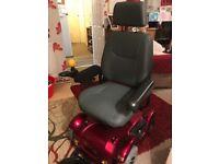 Rascal 312 mobility electric wheelchair