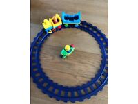 Playmobil 123 Train plus Motorbike, Toys, Lego Duplo, LEGO Duplo