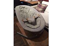 Nuna Leaf Baby Rocking / Swinging Chair