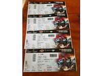Speedway Grand Prix tickets