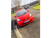 REDUCED PRICE FOR QUICK SALE *2007 TOYOTA AYGO 1.0L*
