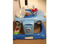 Mothercare car walker