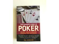 The Mammoth Book of Poker by Paul Mendelson - Brand New