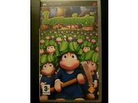 Lemmings Sony PSP game