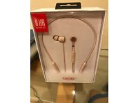 Beats x wireless headphones matt gold in colour! Brand new in box! Retail price £130 selling for£100